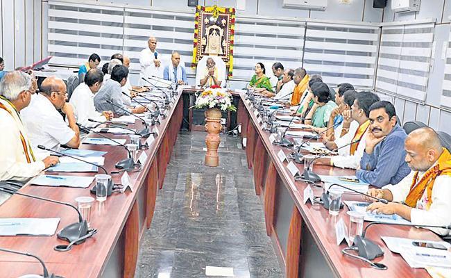 Vaikunta Ekadashi in Tirumala On 06-01-2020 - Sakshi