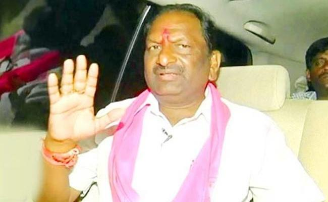Koppula Eshwar Interesting Comments On KCR - Sakshi