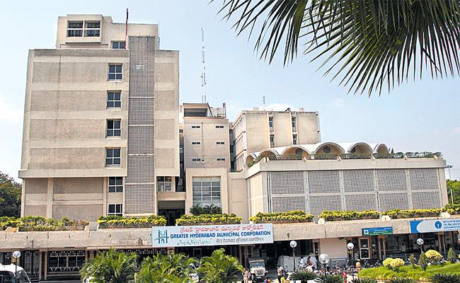 GHMC Focus on Tax Collection From Underassessed Buildings - Sakshi