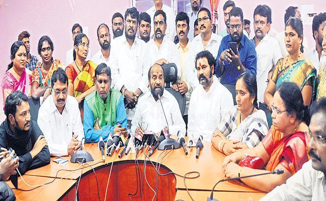 BC Welfare Association National President R Krishnaiah Comments About YS Jagan - Sakshi
