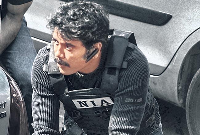 Akkineni Nagarjuna Turns NIA Officer in Wild Dog - Sakshi