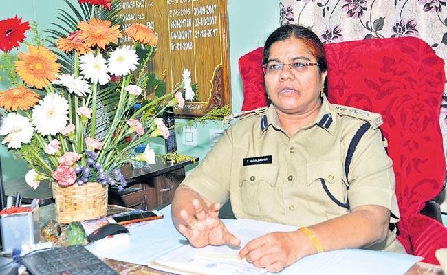 Special Story On Deputy Commissioner Nagalakshmi Ramawat - Sakshi
