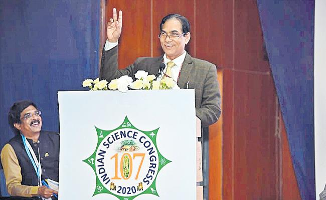 Farmers Science Congress Conducted At Bangalore By Trilochan Mohapatra - Sakshi