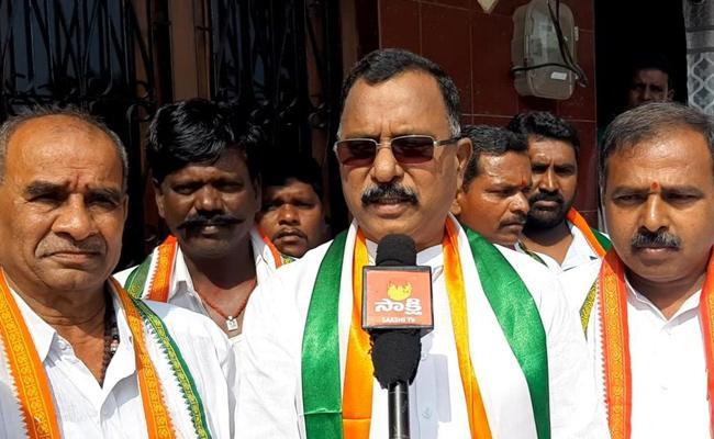 Mallu Ravi Says They Cheated Congress In Kollapur - Sakshi