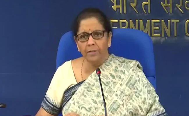 Nirmala Sitharaman Tells Traders GST Will Be Simplified Further  - Sakshi