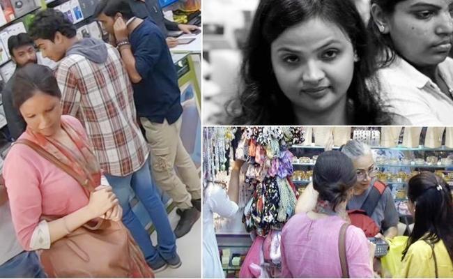 Deepika Padukone As Malti Visited Shops In Mumbai See What Happens - Sakshi