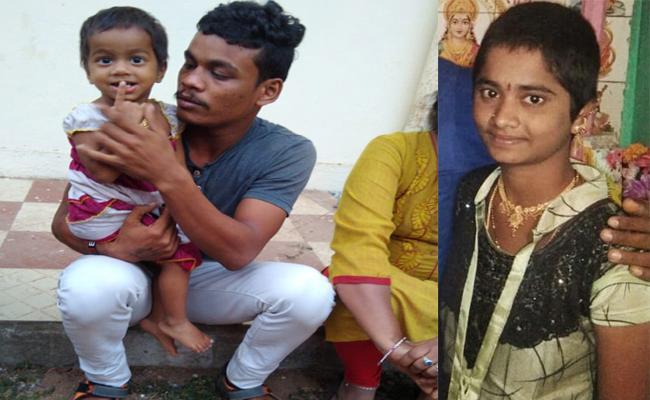 Married Woman Suspicious death in Srikakulam Palasa - Sakshi