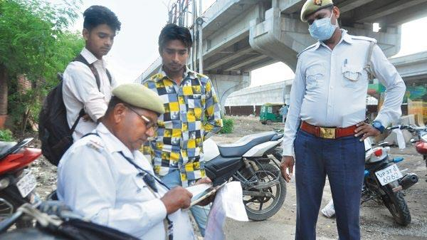 States cannot lower fines below prescribed limits under Motor Vehicles Act - Sakshi