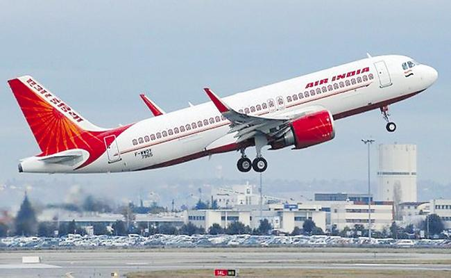 Approval for sale of Air India share - Sakshi