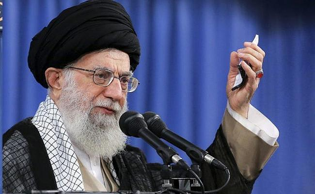 Missile strikes in Iraq Becomes Slap In Face Of US Says By Khamenei - Sakshi