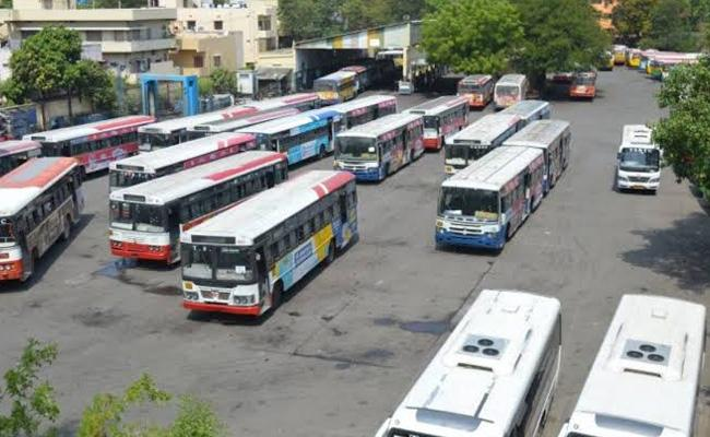 Iran Effect On TSRTC - Sakshi