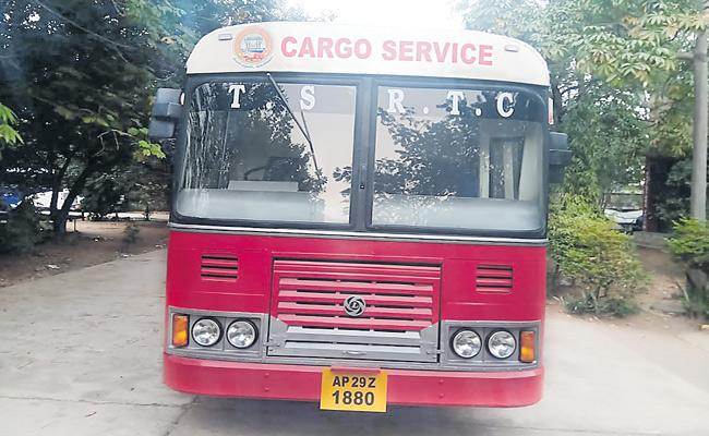 TSRTC Starts Packers And Movers Services - Sakshi