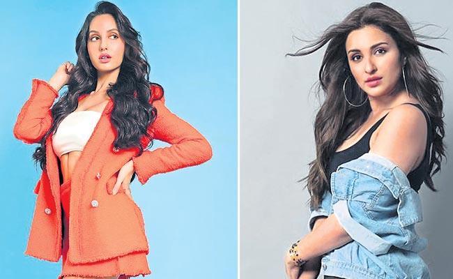 Nora Fatehi Replaces Parineeti Chopra In Ajay Devgn Bhuj The Pride Of India - Sakshi