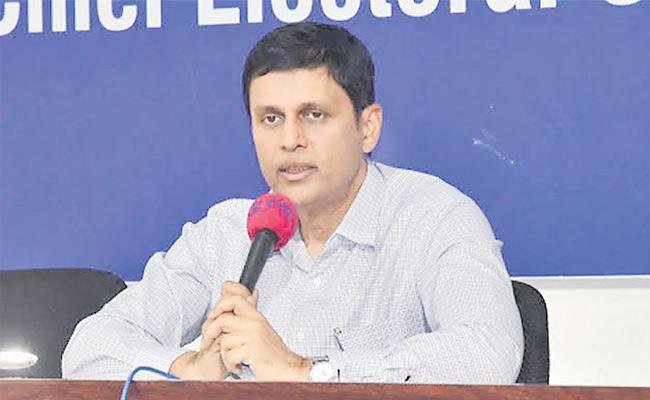 State Election Chief Rajat Kumar Speech On Final Voter List - Sakshi