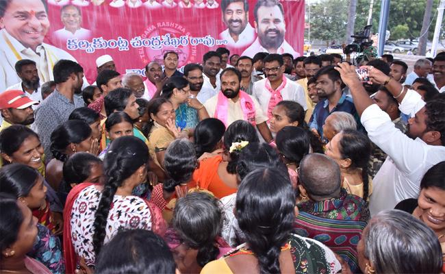 TRS leaders In Confusion Regarding Municipal Elections In Nalgonda  - Sakshi