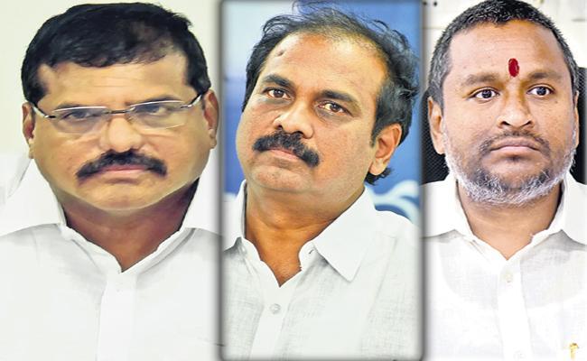 YSRCP Leaders Fires On Chandrababu Naidu - Sakshi