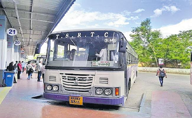 2080 buses to be reduced in RTC - Sakshi