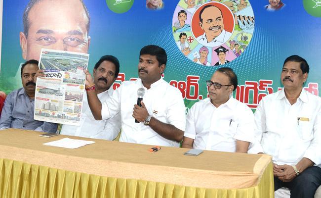 Gudivada Amarnath Comments About Former Minister Narayana - Sakshi