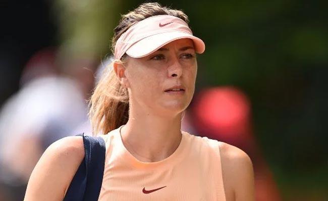 Maria Sharapova handed Australian Open wildcard - Sakshi