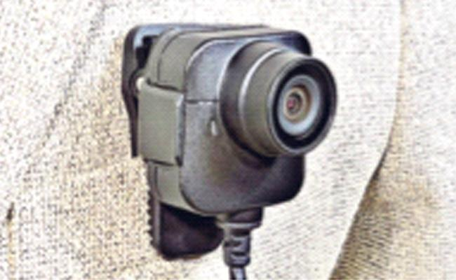Body Worn Cameras For Nellore Police - Sakshi
