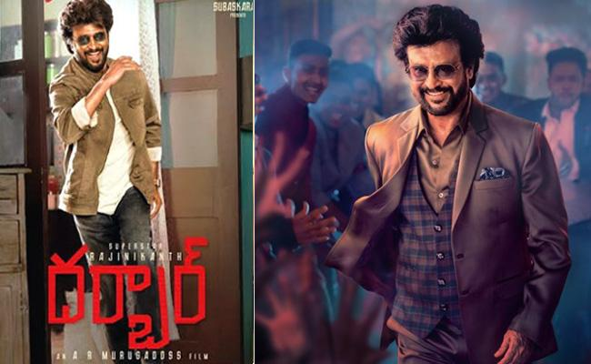 Rajinikanth Darbar Movie Public Reaction On Twitter - Sakshi