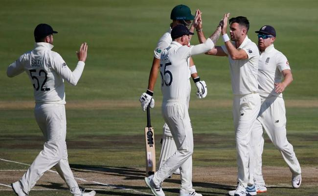 ENG VS RSA Test Series: James Anderson Ruled Out With Rib Injury - Sakshi