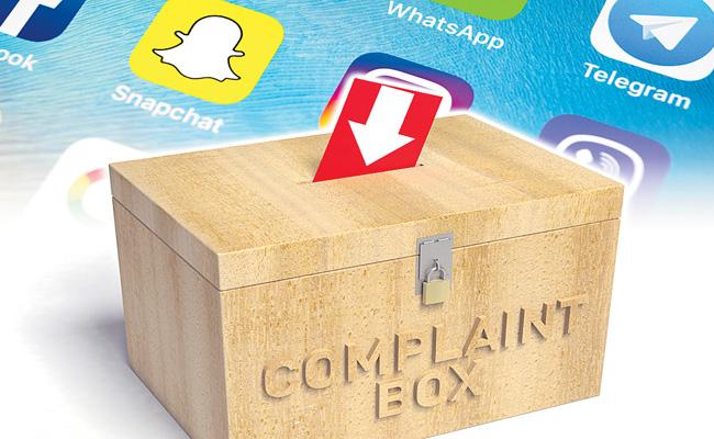Social Media Complaints Are Better Says Telangana Police - Sakshi