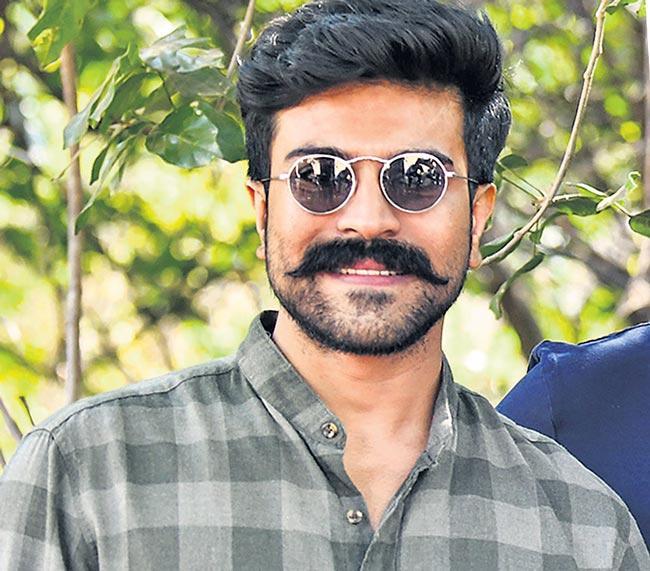 Ram Charan tej next film with Sujit - Sakshi