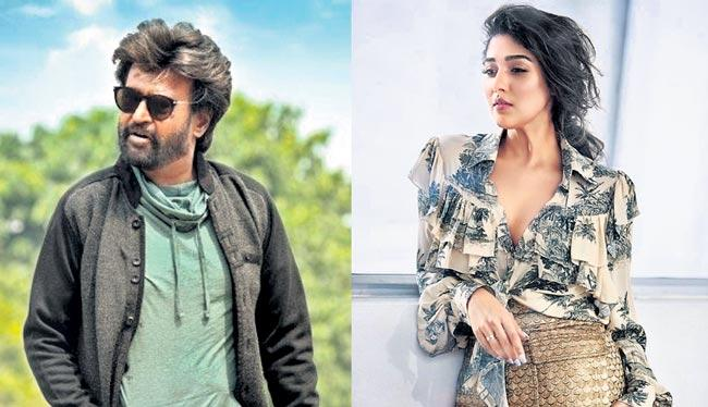 Nayanthara to team up with Rajinikanth once again - Sakshi