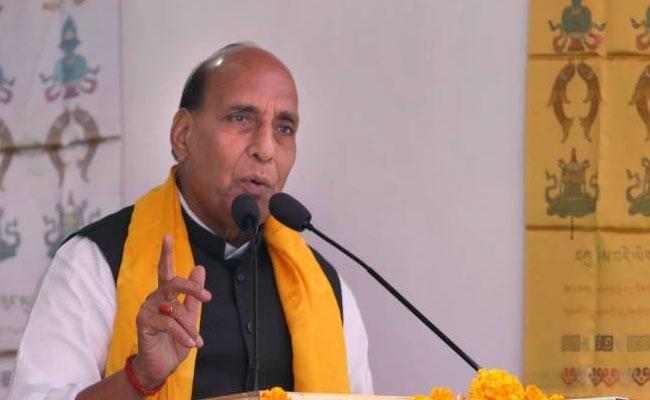 PM Narendra Modi 24 Karat Gold Rajnath singh Says - Sakshi