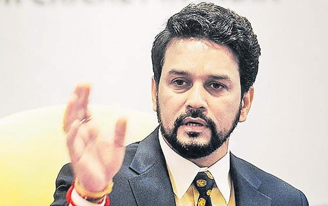 Centre Open To Further Bank Consolidation - Sakshi