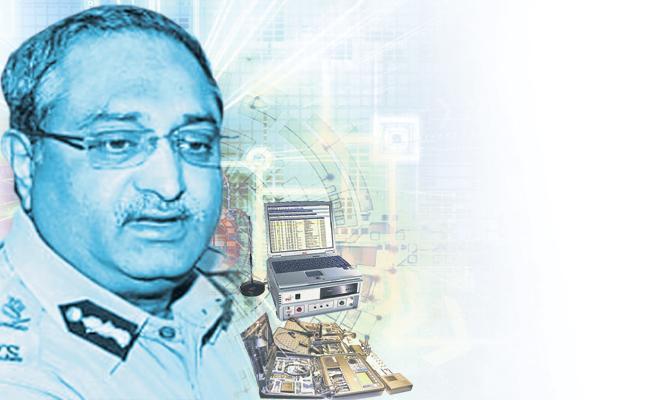AB Venkateswara Rao Corruption is a threat to national security - Sakshi