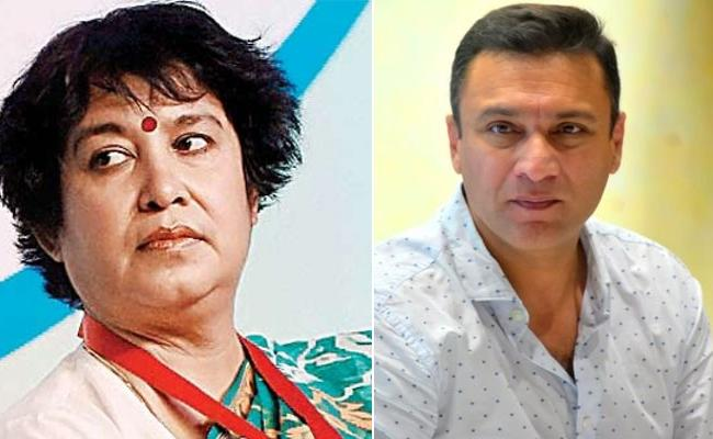 Taslima Nasreen Fires On Akbaruddin Owaisi - Sakshi