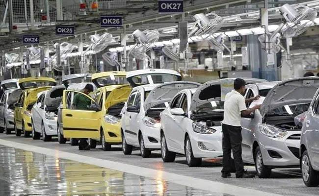 Passenger vehicle sales decline 6.2 percent in January, steepest in four months - Sakshi