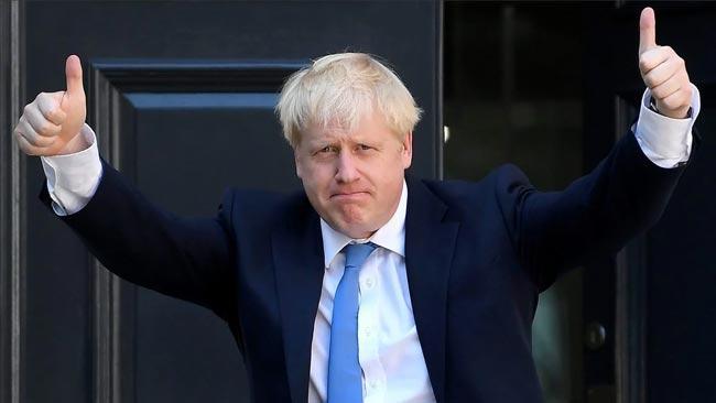 Boris Johnson and Priti Patel put final touches to post-Brexit visa regime - Sakshi