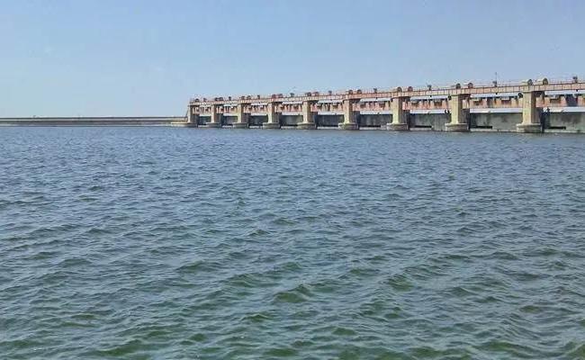 Funds Not Allocate To Godavari Krishna River Link In Union Budget - Sakshi