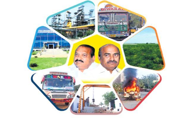 Diwakar Travels Fraud From 40 Years Anantapur - Sakshi