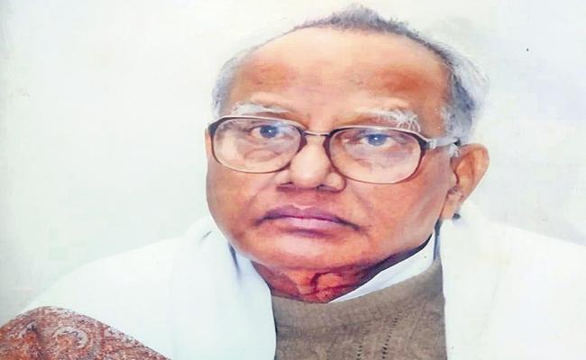 Justice Jayachandra Reddy passed away - Sakshi