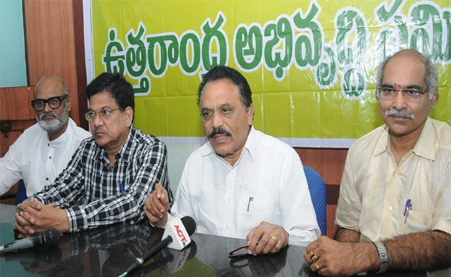 Jana Chaitanya Vedika Chairman Lakshman Reddy Slams On Chandrababu - Sakshi