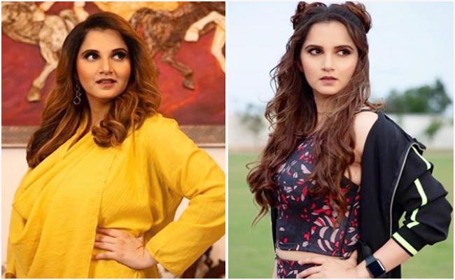 Sania Mirza Post On Weight Losing - Sakshi