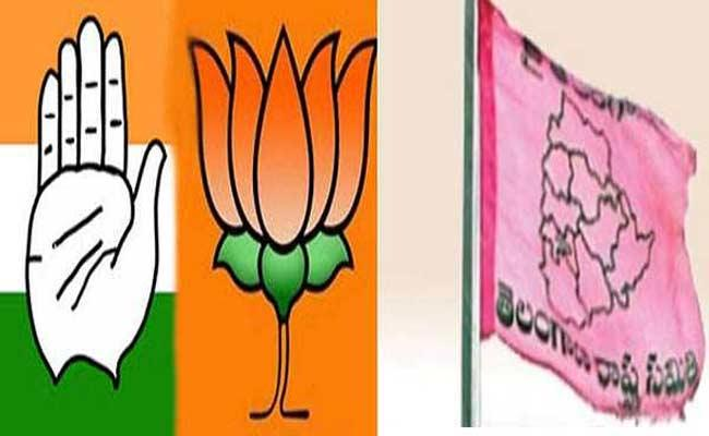 BJP Worry About Vice Chairman Election In Nalgonda Municipality - Sakshi