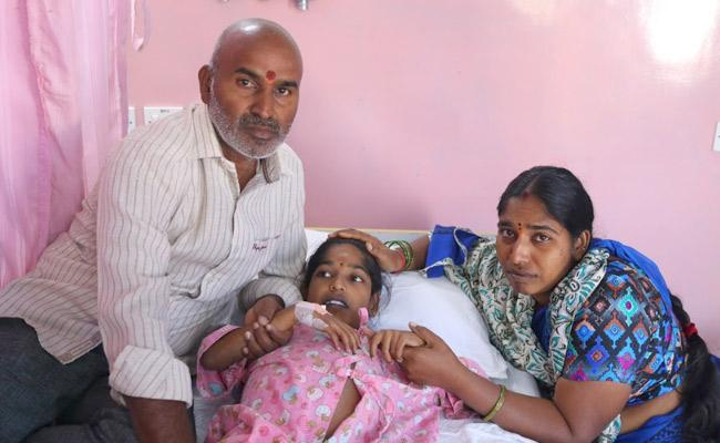 Ketto India's most trusted crowdfunding site Family Asking Help for Their child's Health  - Sakshi