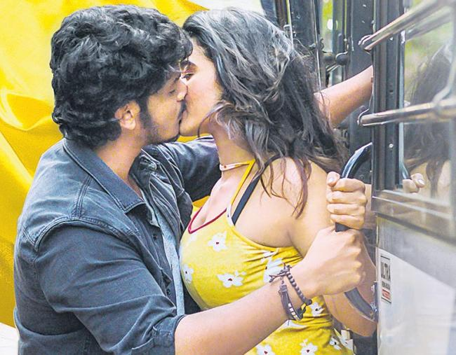Akash Puri And Ketika Sharma is Film Romantic Gets A release date - Sakshi