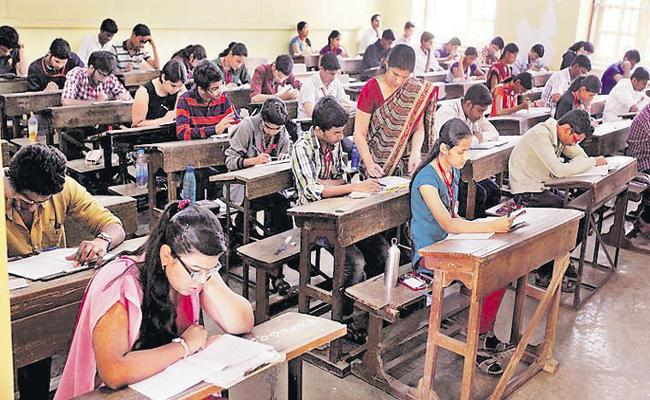 Age Problems To Tenth students  - Sakshi