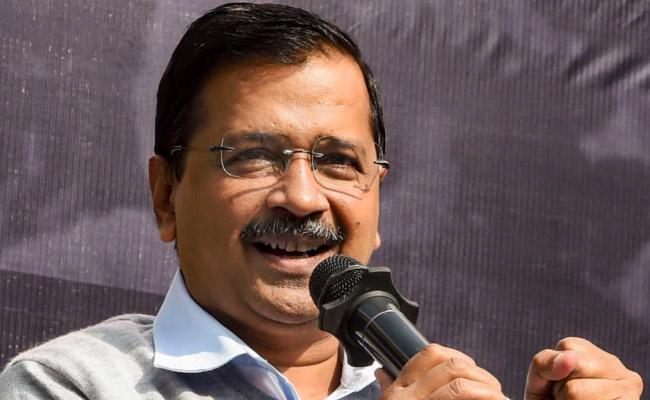 Delhi Election Results 2020 : Arvind Kejriwal Urges Volunteers To Not Burst Firecrackers - Sakshi