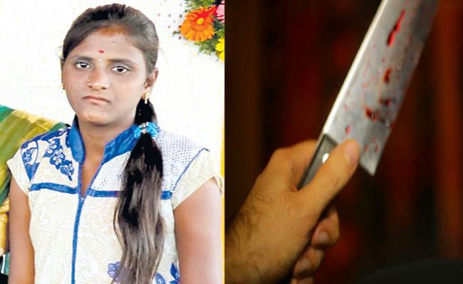Inter Student Brutally Murdered In Karimnagar - Sakshi