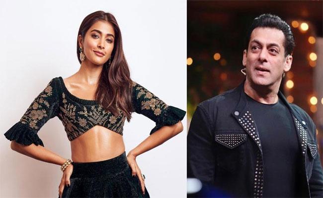Pooja Hegde To Star In Salman Khan Movie Kabhi Eid Kabhi Diwali - Sakshi