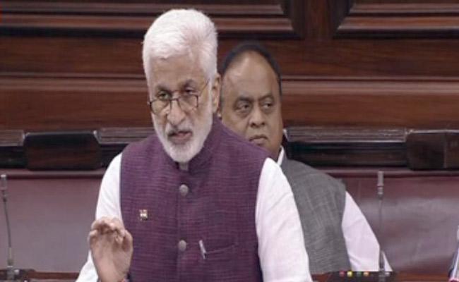 YSRCP MP Vijayasai Reddy Speech In Rajya Sabha - Sakshi