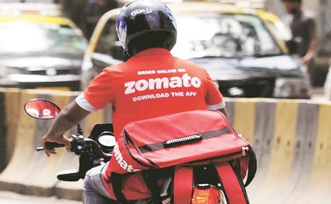Cyber Criminals Robbery With Zomato Fake Call Centre Number - Sakshi