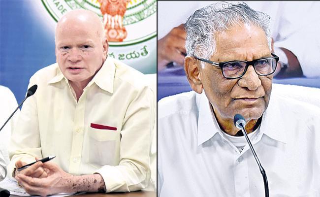 Pilli Subhash Chandra Bose And Ummareddy Venkateswarlu Comments On Three Capitals - Sakshi